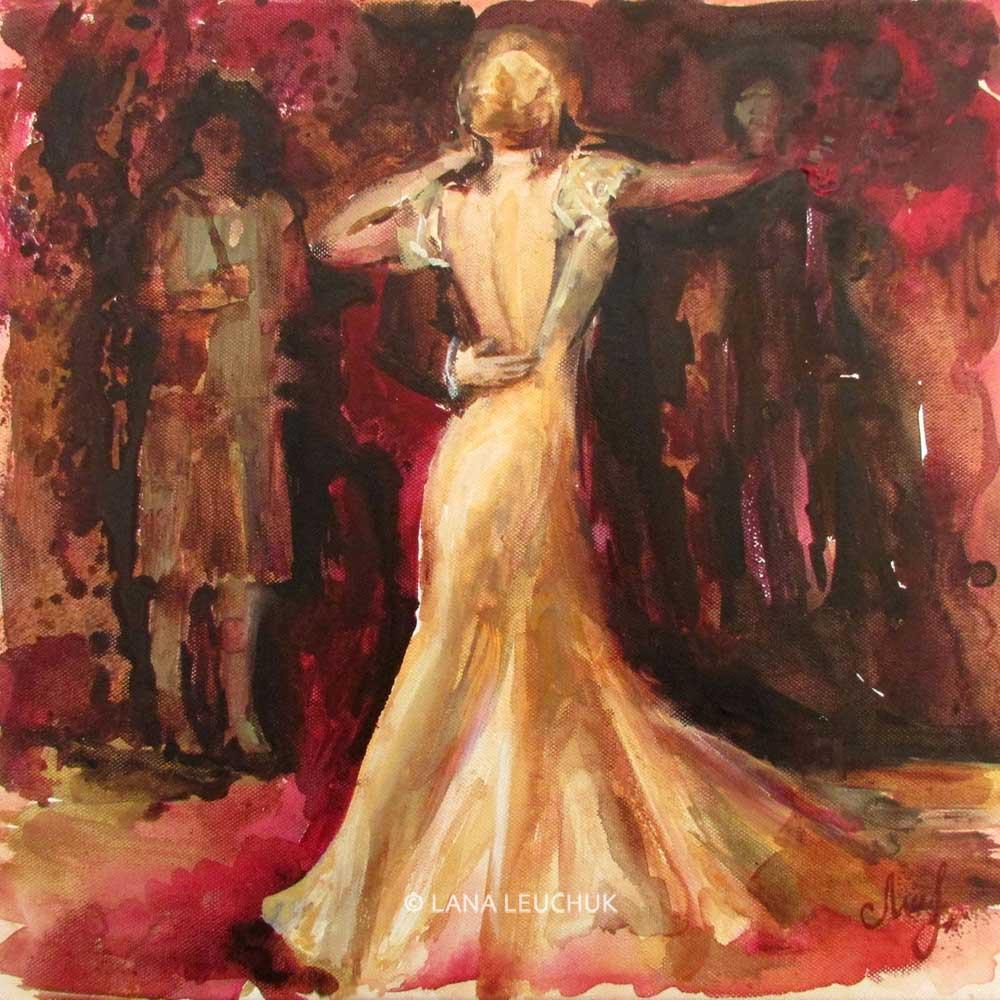 Acrylic-painting-Tango-4-by-Svetlana-Leuchuk