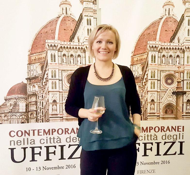 Contemporaries-Uffizi-Florence-artist-Lana