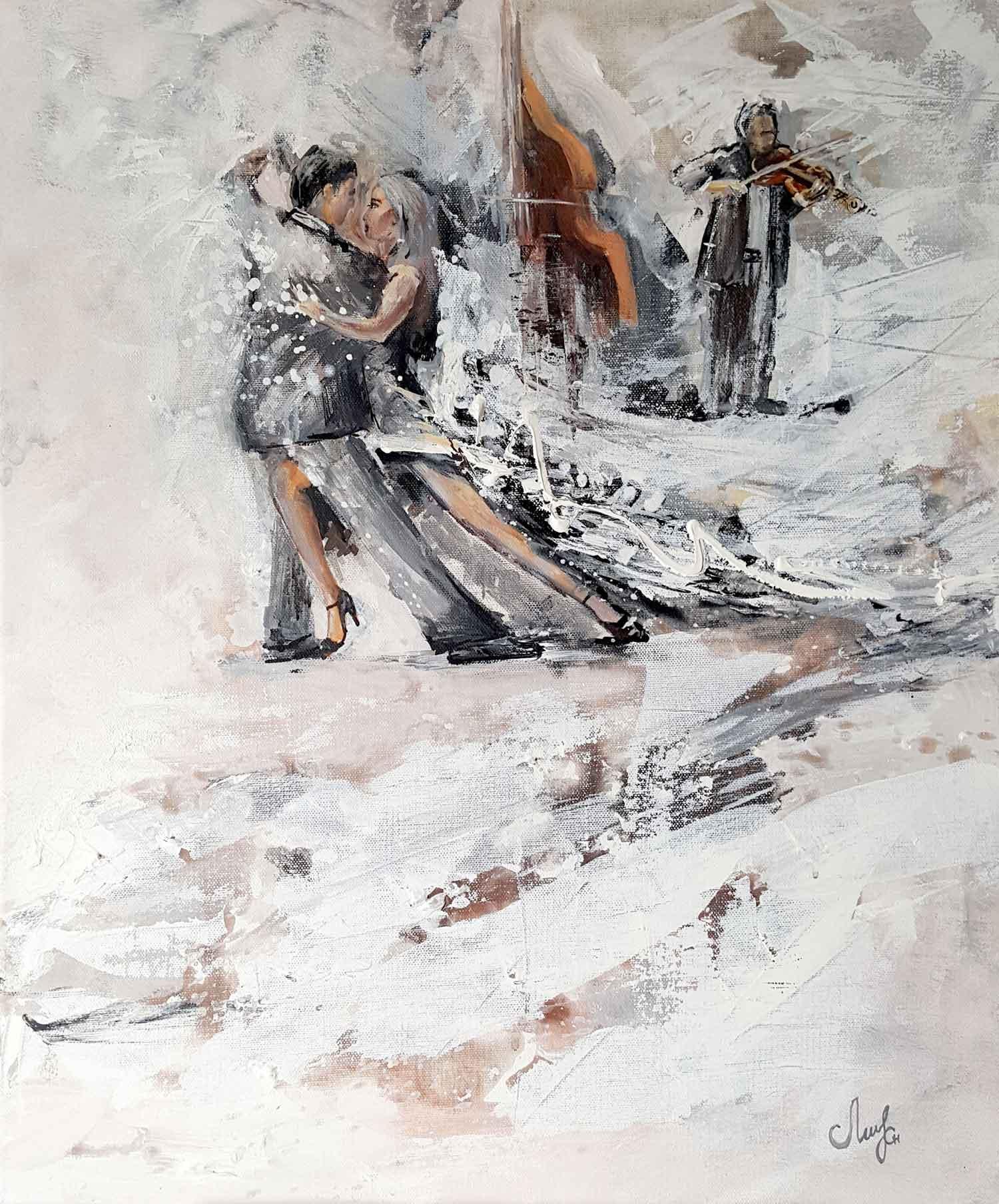 Dance-Impulse-acrylic-painting-by-Lana-Leuchuk