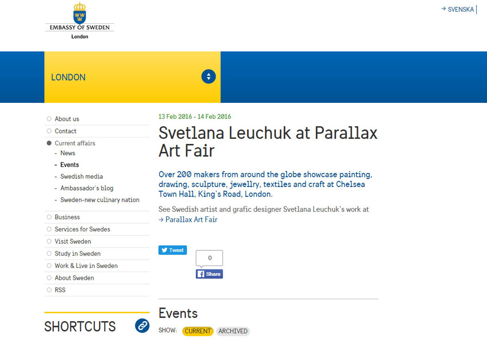 Embassy of Sweden-Svetlana-Leuchuk