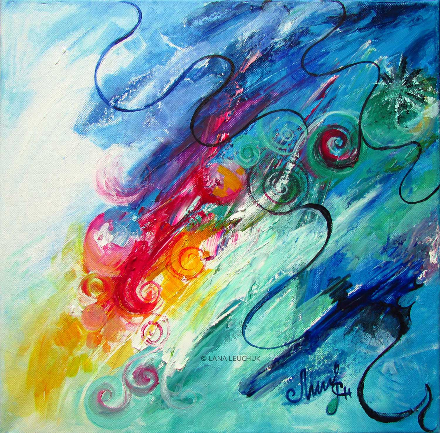Marine-acrylic-painting-by-lanagraphic