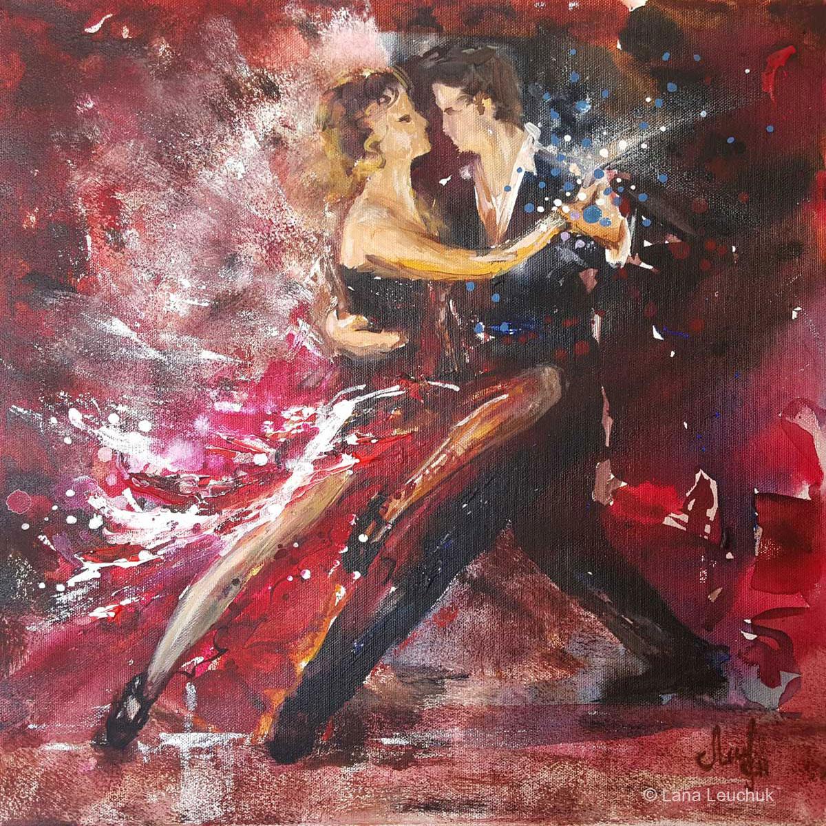 Tango-series-acrylic-painting-5–byLana-Leuchuk