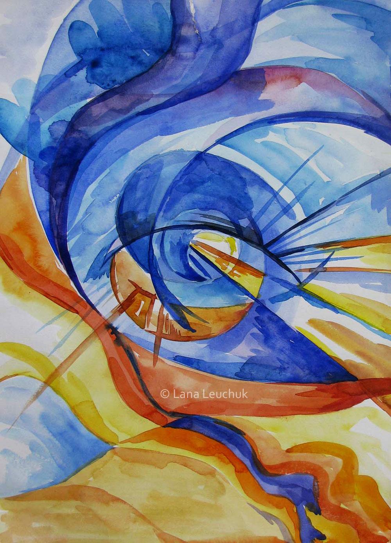 art-by-Lana-Leuchuk-Perception-of-reality-watercolour