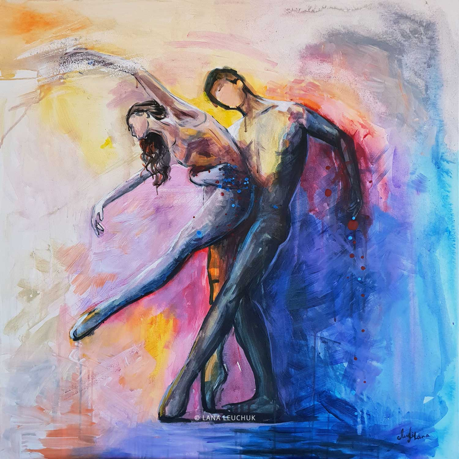 Dancing-with-a-Stranger-painting-by-Lana-Leuchuk-w